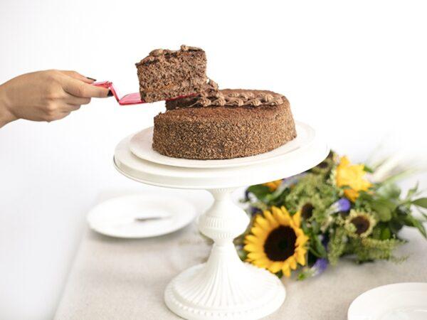 ارسال کیک شکلاتی بی بی به ایران